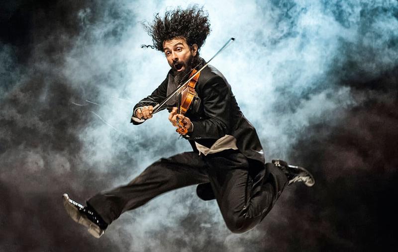 El violinista  Ara Malikian actuará en Fuentes de León en agosto
