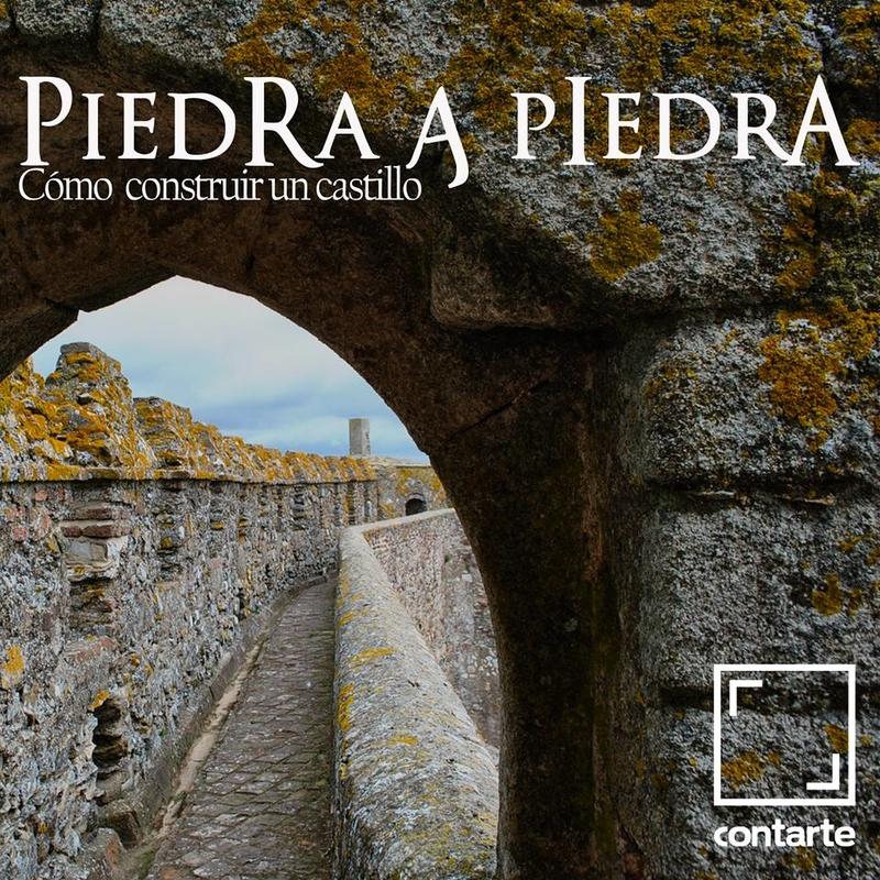Revive la reconstrucción ''piedra a piedra'' del Castillo de Segura de León