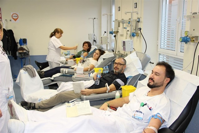 El Banco de Sangre visitará 6 localidades de la Comarca de Tentudía este mes de agosto