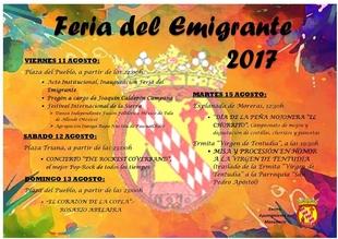 Monesterio se prepara para celebrar la Feria del Emigrante