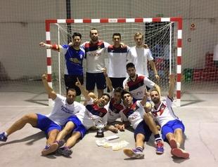 Massacumbres conquistó la XIX Maratón de fútbol sala segureña
