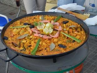 Bodonal de la Sierra se prepara para celebrar el concurso de paellas este sábado