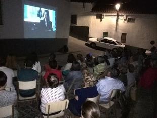 Comienza el 4º ciclo de cine al aire libre ''Sin Barreras'' en Segura de León