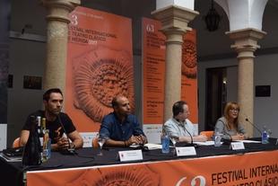 La formación teatral y la cultura grecolatina llegarán a Monesterio a través de los Talleres Ceres de Teatro
