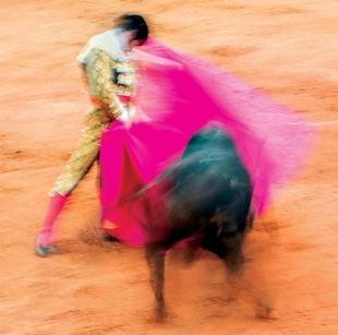 La exposición ''El Toreo en Movimiento'' llega hoy a Cabeza la Vaca