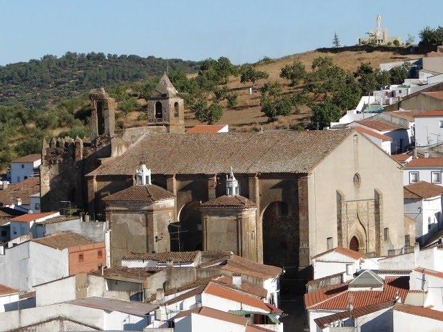 Un estudio demuestra que la Iglesia de la Asunción de Segura de León, se alinea con la salida del sol el día de su festividad