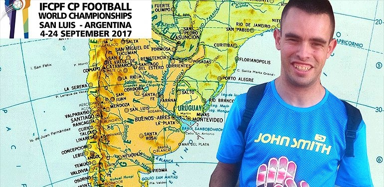 Antonio Jesús Domínguez, portero frexnense, disputará el Campeonato del Mundo de Selecciones en Argentina