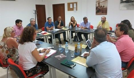 Tras la reunión en Monesterio, CCOO de Extremadura y Andalucía exigirán al Gobierno mejores condiciones ferroviarias