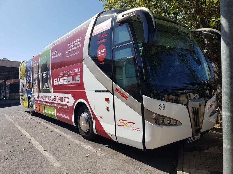 Nuevo servicio de la compañía de autobuses