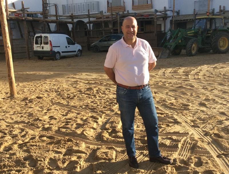 Lorenzo Molina: ''Este año me hace muy feliz la celebración de la capea y del encierro infantil''