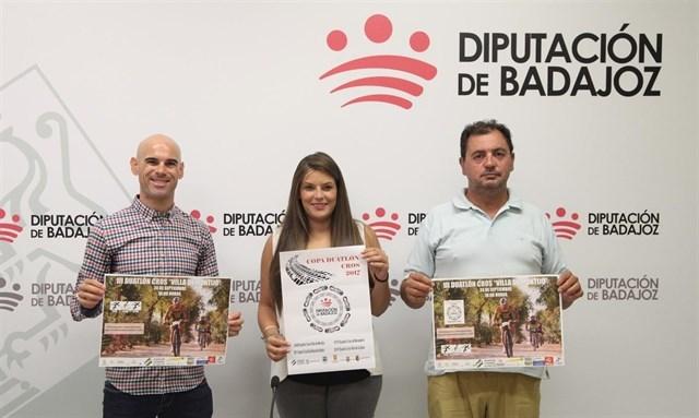 Monesterio acogerá la ''I Copa Diputación de Badajoz Duatlón Cross'' en el mes de octubre