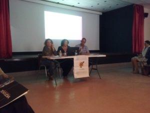 El Auditorio de Música de Fuente de Cantos fue el escenario de la  ''Mesa de Coordinación Territorial Contra la Violencia de Género''