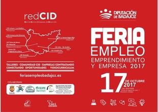 La feria ''Empleo Emprendimiento y Empresa'' se celebrará en Monesterio este mes de octubre