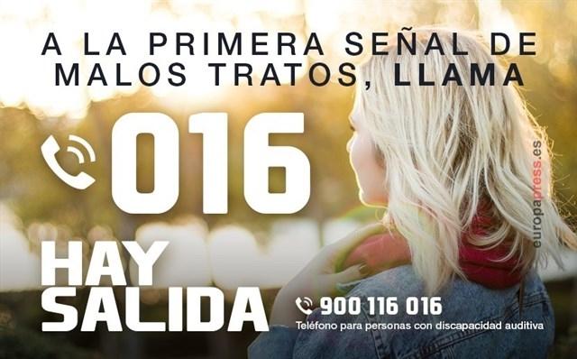 Extremadura registra dos víctimas mortales por violencia de género este año hasta octubre