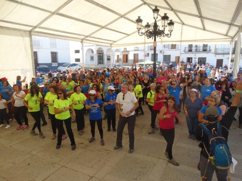 410 participantes en la III Concentración de Senderismo ''A los pies de la Martela''