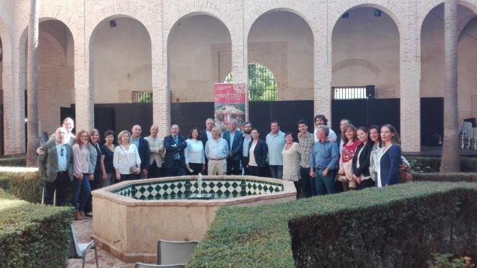 La Mancomunidad de Tentudía presentó su ''Plan Estratégico de Turismo'' en el Palacio de los Marqueses de la Algaba de Sevilla