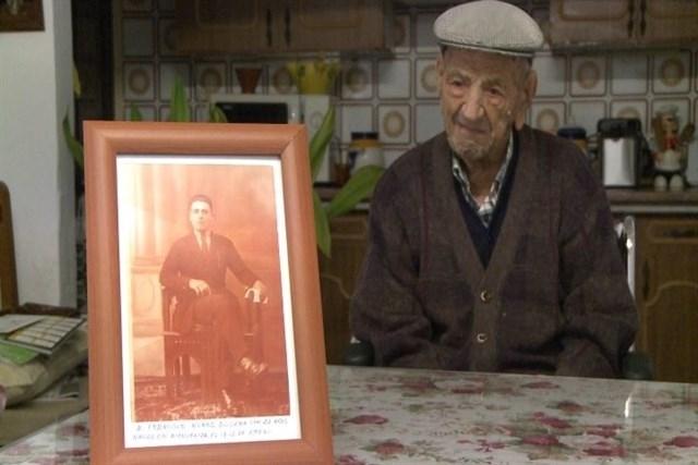 Marchena será nombrado en diciembre HIJO PREDILECTO DE BIENVENIDA con motivo de su 113 cumpleaños