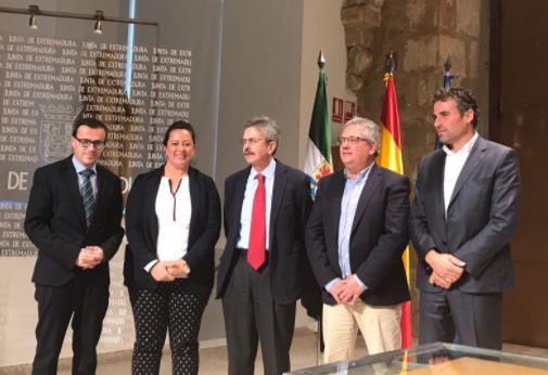 En marcha un Plan de Regeneración Económica y de Empleo en la zona minera de Aguablanca y su entorno