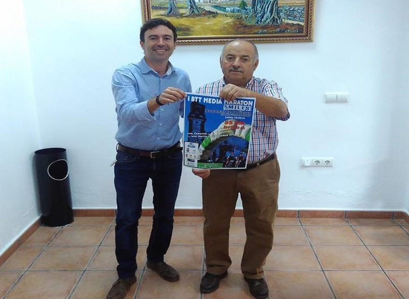 Bodonal acogerá la I BBT Media Maratón 5miles el próximo día 26