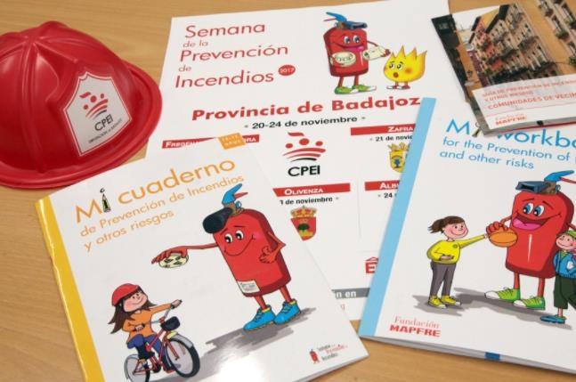Fregenal acogerá la II Semana de Prevención de Incendios en la Provincia de Badajoz