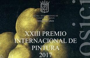 Publicadas las bases para el XXIII Premio Internacional de Pintura Francisco de Zurbarán en Fuente de Cantos