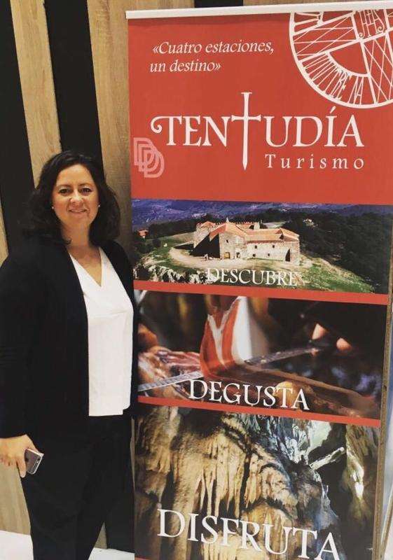 La Mancomunidad asiste a INTUR para promocionar la comarca de Tentudia