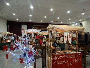 Calera de León celebró su VII Feria del Piñón durante este pasado puente de diciembre