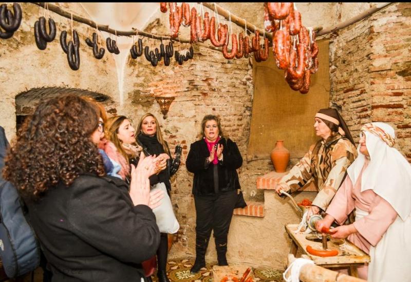 El sábado 23 abre sus puertas el ya tradicional Portal Viviente de Montemolín