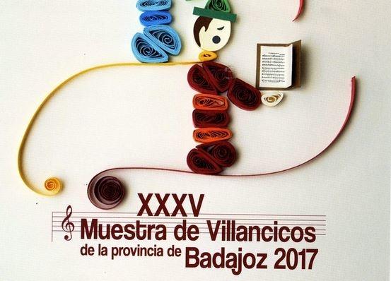 Finaliza en Segura de León y La Roca de la Sierra la XXXV Edición de la Muestra Provincial de Villancicos