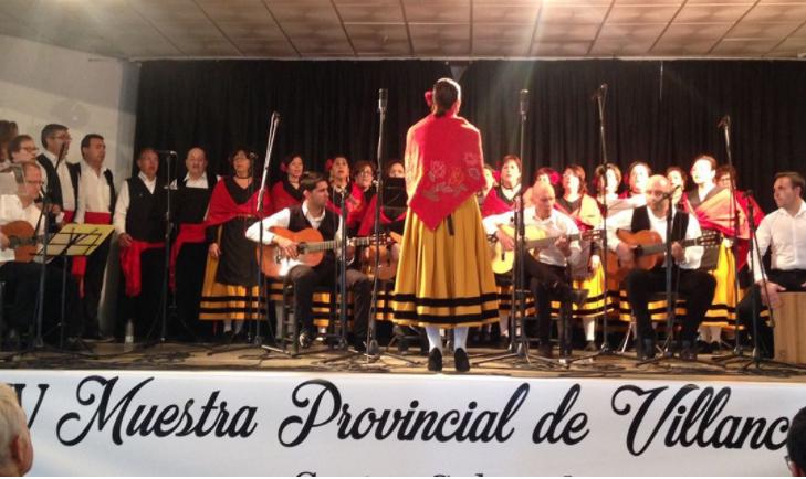 Más de 2.500 personas han asistido a la XXXV Muestra Provincial de Villancicos