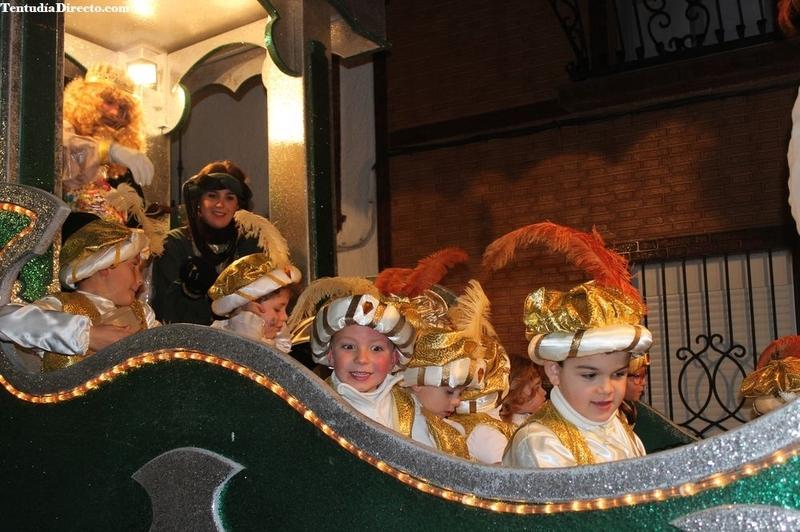 Los pueblos de la comarca cambian de hora, día o lugar sus Cabalgatas de Reyes