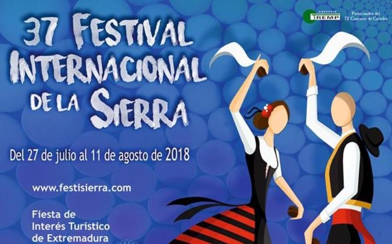 El XXXVII Festival Internacional de la Sierra ya tiene cartel anunciador