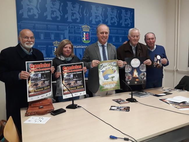 El segureño Fernando Garduño pregonará hoy las fiestas de las Candelas en Santa Marina