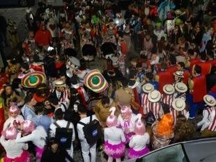 Cinco agrupaciones cantarán durante 4 sesiones en el Carnaval 2018 de Segura de León
