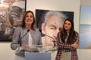 Las 27 obras finalistas del XXIII Premio Internacional de Pintura `Francisco de Zurbarán´ expuestas en la sala Vaquero Poblador hasta el 3 de marzo