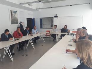 Se abrirán pozos en Calera de León y se agilizarán las obras de interconexión con el embalse de Los Molinos