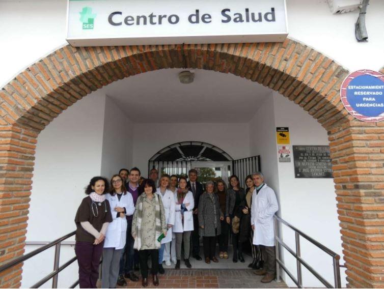 Entregado en Fuente de Cantos el Premio a las Buenas Prácticas de Educación para la Salud 2017