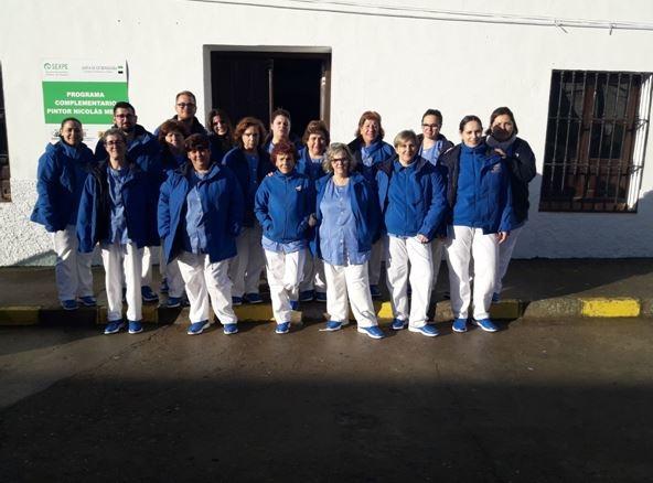 El Programa de Atención Sociosanitaria de Fuente de Cantos participará en la Feria del Mayor 2018 en Badajoz
