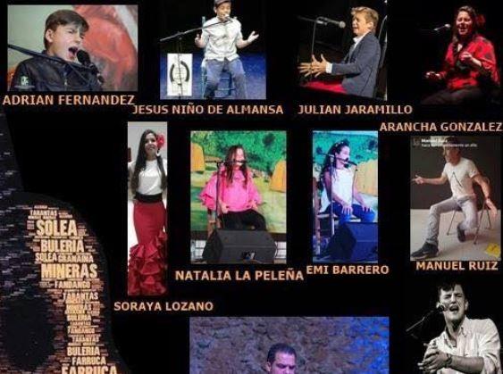 El segureño Julián Jaramillo participará en el I Certamen de Flamenco Jóvenes de Extremadura