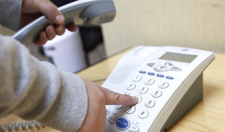 Nuevo teléfono gratuito para solicitar las citas en los centros de salud y consultorios locales