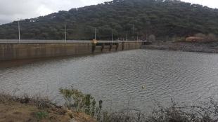 El pantano de Tentudía pasa del 37,2% al 65,6% de su capacidad en dos semanas