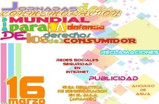 Vergeles inaugurará mañana en Monesterio las jornadas de conmemoración del Día Mundial de los derechos de los consumidores