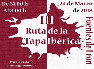 Diez establecimientos participarán en la III Ruta de la Tapa Ibérica en Fuentes de León