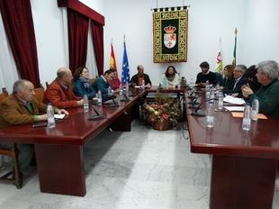 La Mancomunidad de Tentudía celebró su sesión ordinaria de la Asamblea General en Fuentes de León en la mañana de hoy