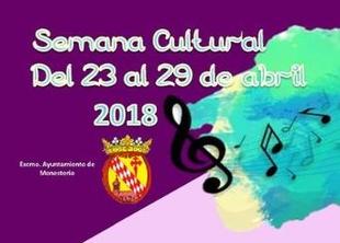 Monesterio presenta una completa Semana Cultural con matemáticas, música, literatura, pintura, teatro y baile