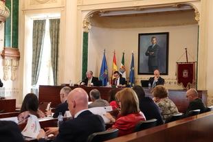 Zona Minera de Aguablanca: La Diputación aprueba inversiones para el Plan de Regeneración Económica y de Empleo