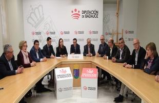 El nuevo Plan Dinamiza inyecta miles de euros a los Ayuntamientos de la zona