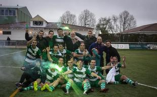 El Higuera C.F. se clasifica para la fase de ascenso a Primera División Extremeña