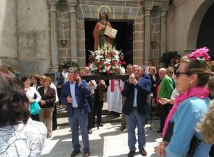 Calera de León festeja la llegada de la primavera con las Fiestas Patronales de San Marcos
