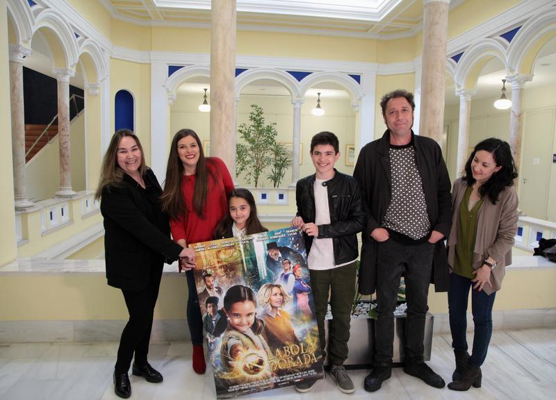 Segura de León disfrutará de `La bola dorada´, la película rodada en Badajoz contra el acoso escolar